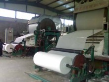 造纸机械卫生纸机