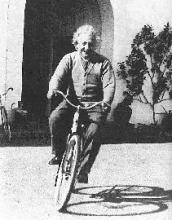 生活中的爱因斯坦