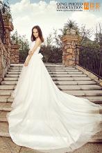 青摄影会馆婚纱摄影《奥赛娜的微笑》