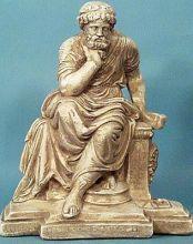 苏格拉底的雕塑和艺术作品