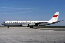 波音707图片