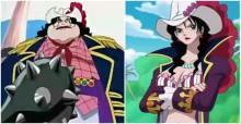 海贼王所有女性角色胸