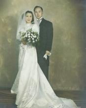 1947年钱学森蒋英结婚照图片