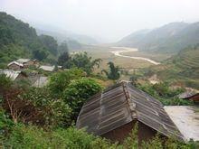 坝子村图片