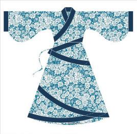 汉服学也不例外,地理学,纺织学,以及美术学等都与汉服学有着密切的图片
