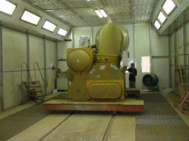 同时确保过滤系统清洁; 2,检查空气压缩机和油 水微尘分离器,使喷漆图片