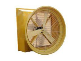 通风负压风机通风降温设备进出口与风管之间连接,应设柔性接头.图片