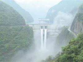 桐子营水电站图册图片