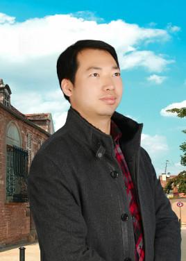 李明(山西省学生联合会驻会主席,青年作家)图片