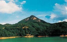 北峰山森林公园图片