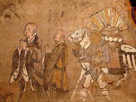 中国寺观壁画典藏·山西高平开化寺壁画图片