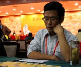 的多位象棋高手(包括上海孙勇征,厦门陈富杰,大连尚威,黑龙江陶汉明图片