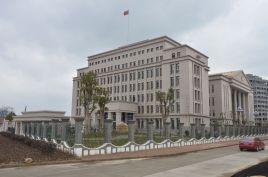 安徽省安庆市潜山县人民法院蚕美女卧图片