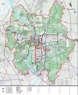杭州地铁5号线,北京地铁s6号线路图,长沙地铁什么时候完工 -长图片