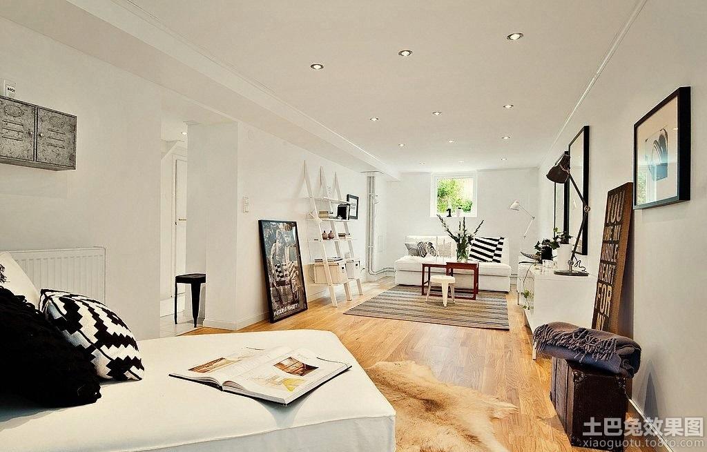 北欧风格房子装修效果图欣赏图片