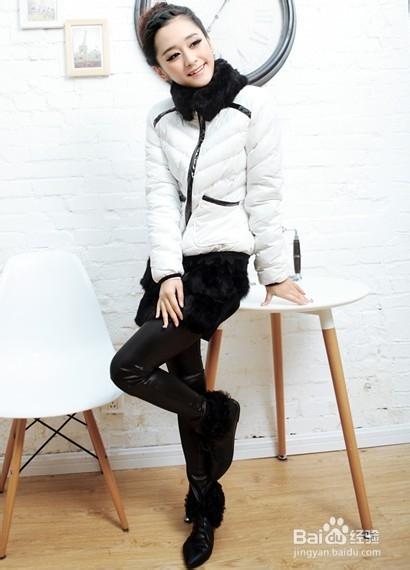 矮个子女生怎样穿衣搭配 [冬天]图片
