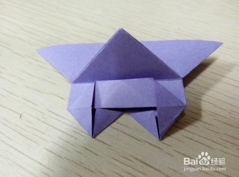 手工折纸心形书签图片