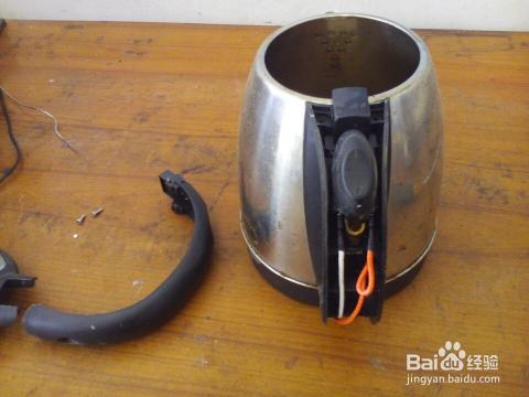 电热水壶的蒸气开关更换方法图片