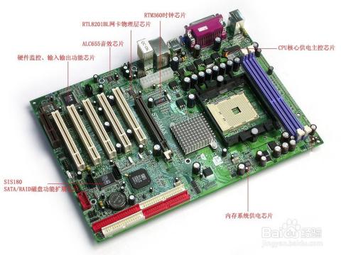 电脑机箱主板,又叫主机板(mainboard),系统板(systemboard)或母板(mot图片