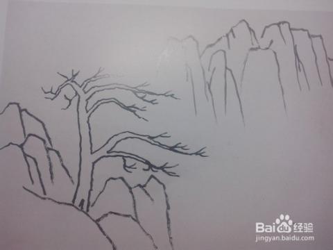 简笔画 手绘 素描 线稿 480_360图片