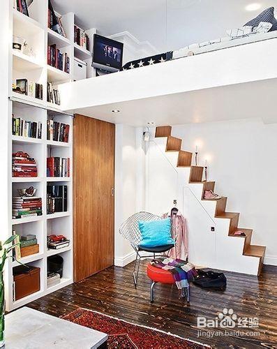 34平小户型室内设计装修经验分享图片
