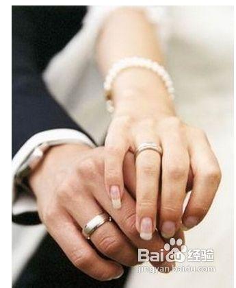 男士戒指的戴法和意义图片