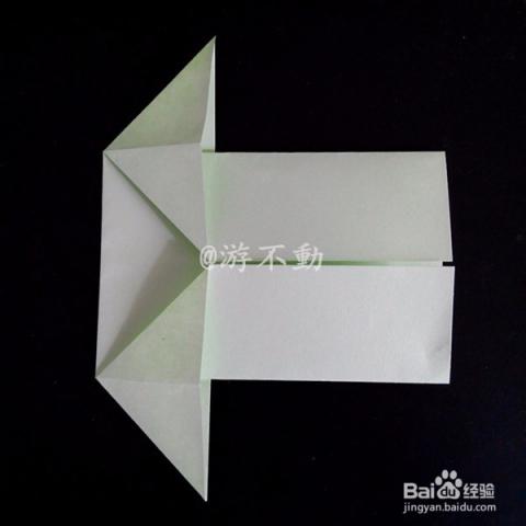 纸巾盒的具体折法图片