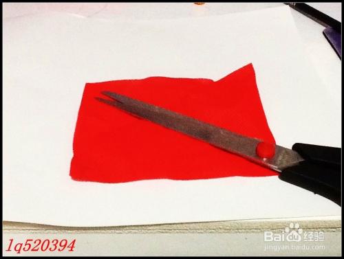 五星红旗的制作方法图片