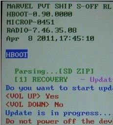 HTC Desire S(G12)怎样刷Recovery