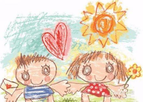 孩子爱涂鸦,我该怎么办?图片