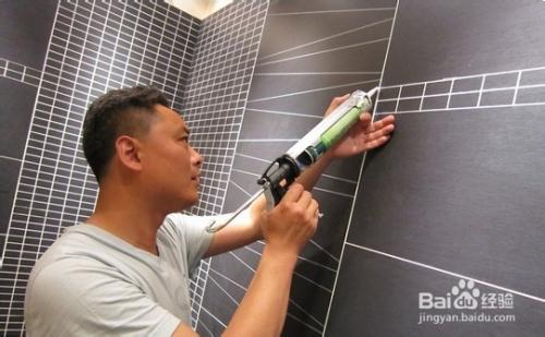 瓷砖美缝剂两种施工方法