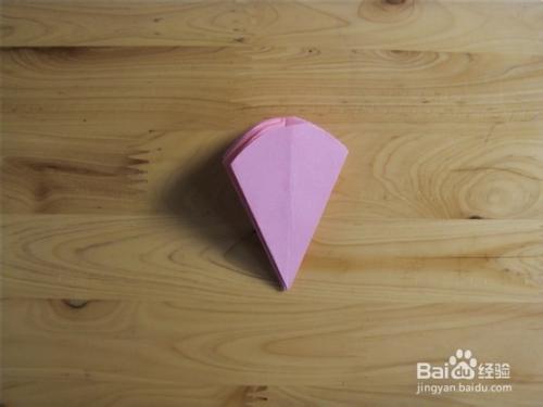 教你用纸叠最简单的母亲节康乃馨图片