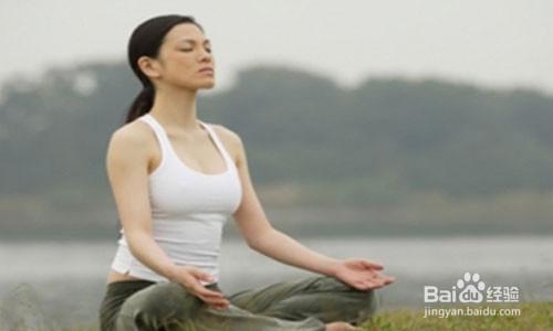 打坐的呼吸方式