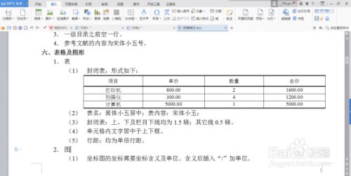 需要一副漂亮的文字排版,也有一些汇报文件对表格有相应的要求如下图图片