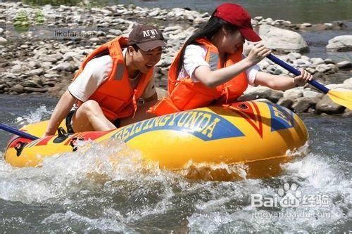 白河峡谷京北一漂漂流注意事项