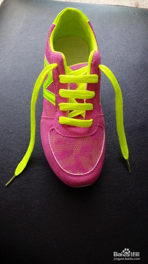 如何快速系好看的鞋带方法图片