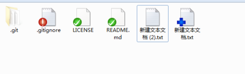 GIT常用操作:[13]GIT忽略文件夹内的文件