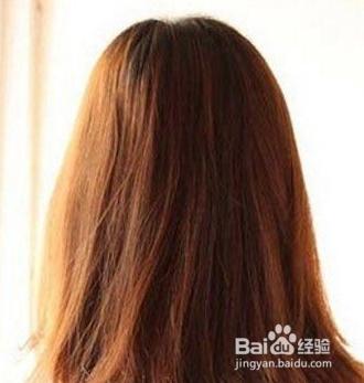 长头发怎么盘图片