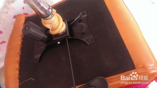 如何给气压式升降椅放气图片