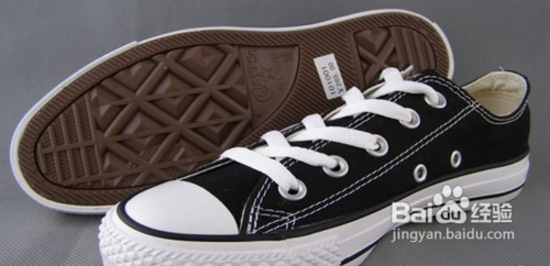 16 最全匡威converse帆布鞋的花式鞋带系法 59 2012.07.图片