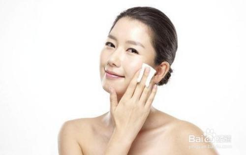 洁面护肤中白醋洗脸祛斑和减少皱纹方法