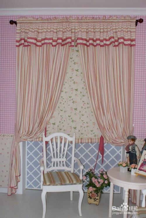 窗帘的风格有哪些?图片