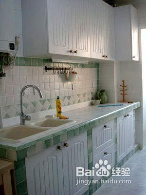小户型小面积厨房装修经验