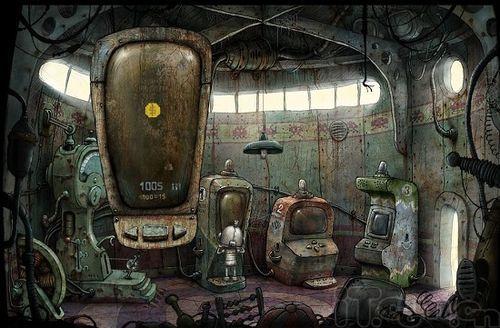 《机械迷城》第13关图文攻略