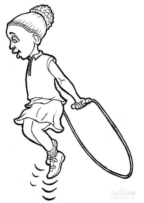 跳绳能减肥吗_5 满足以上三点,就能达到跳绳减肥的效果,同样也就可以减掉