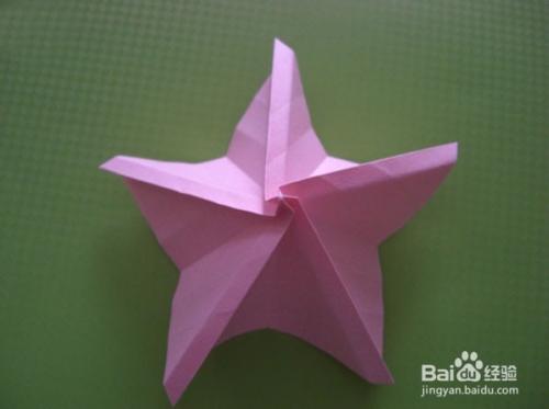 简单易学的玫瑰花折纸图解图片
