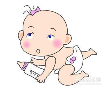 刚出生的宝宝有哪些特点?图片