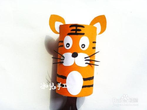 08.15卫生纸芯兔子v兔子女生242013.08.仓鼠折纸萌手工图解图片