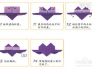 千纸鹤的折法