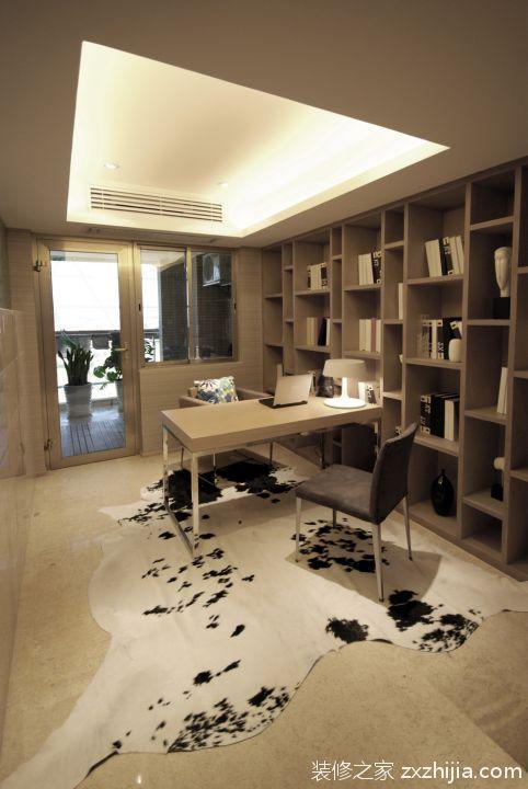 素雅现代新中式风格卧室装修实景图_装修之家装修效果图图片